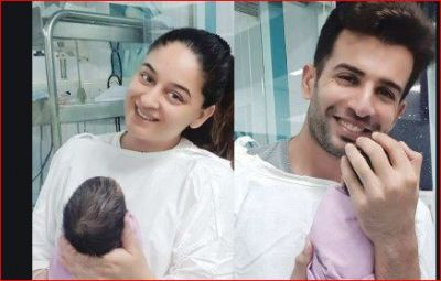 Jai Bhanushali and Mahi disclosed the name of their daughter, Know here