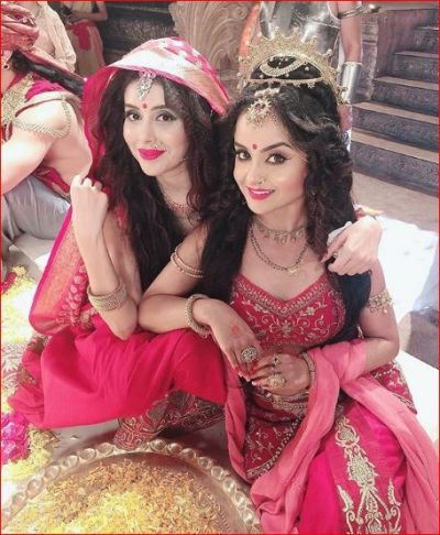 This actress is really excited to play character of Kali Maa in her upcoming show