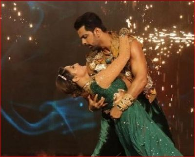 Nach Baliye 9: Urvashi's EX-lover gets injured after making a wild card entry