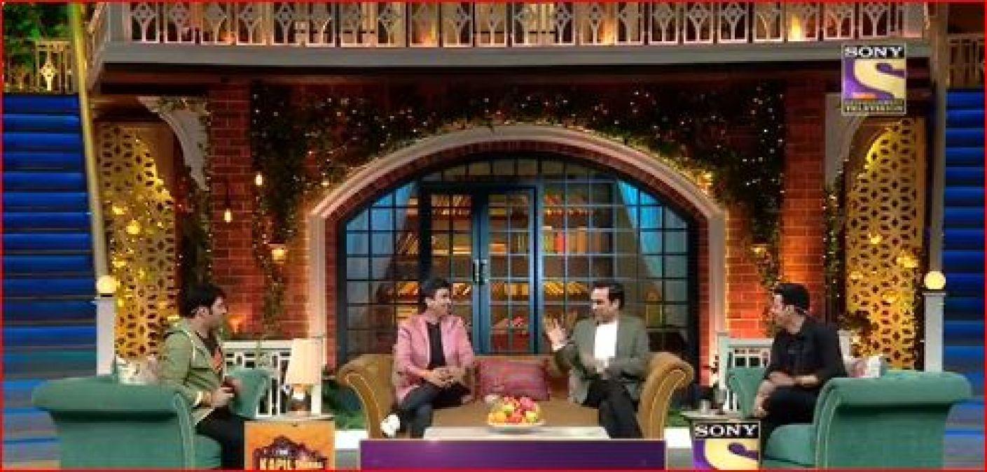 Pankaj Tripathi reveals a shocking secret in Kapil's show, says,