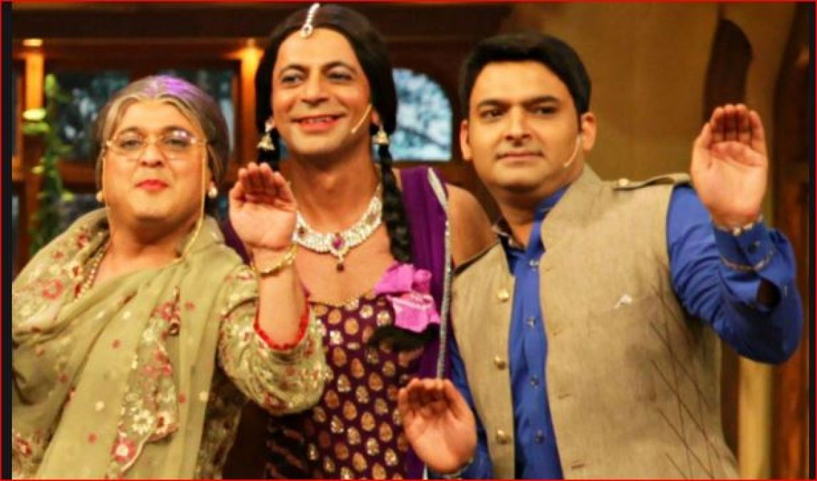 Sunil Grover's statement on returning to Kapil's show, says- 'I will announce soon ...'