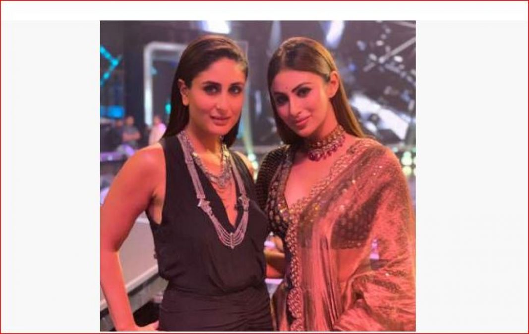 As soon as Mouni arrived at DID, she couldn't stop complimenting Kareena; know more