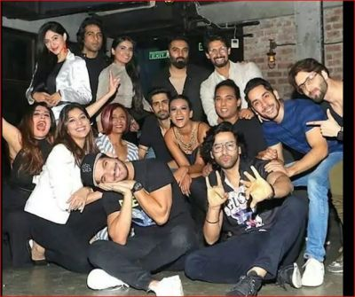 TV stars looked fabulous at Nia Sharma's birthday party, See pictures