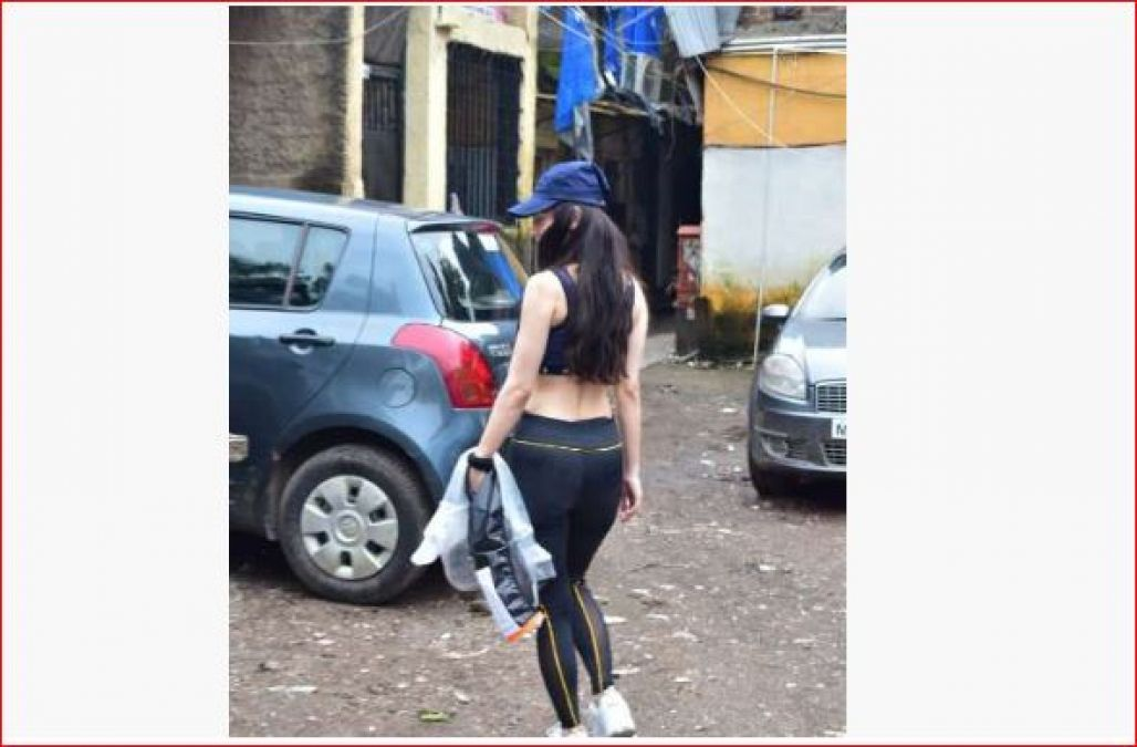 This Sanskaari Daughter-in-law was seen showing her sexy figure, fans were stunned