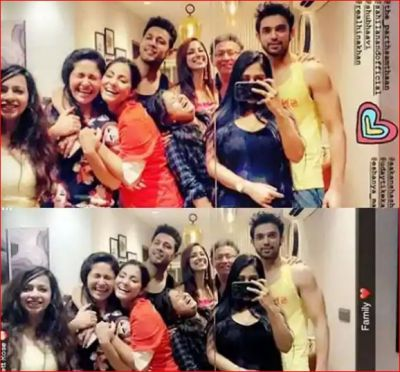 Parth invited all these actors at house warming party but did not invite Erica