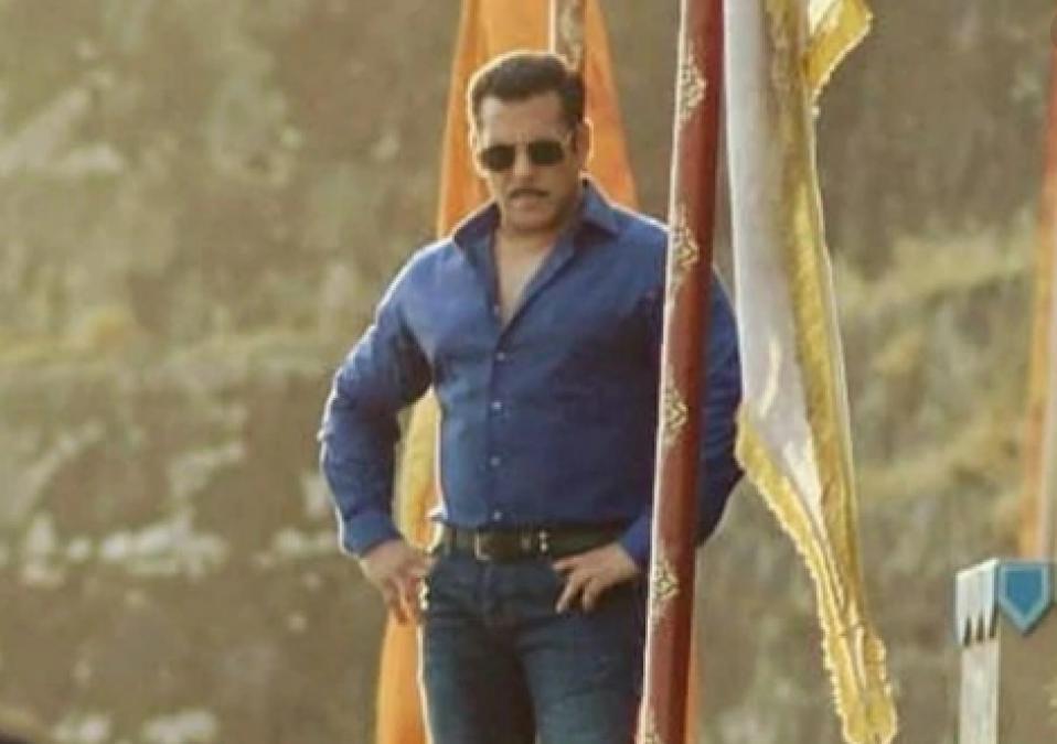 Dabangg 3: Salman writing the dialogue for this film?