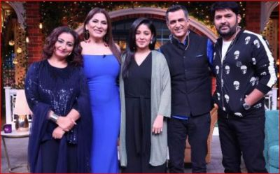 Archana narrated story of Sunidhi Chauhan's struggle in Kapil's show