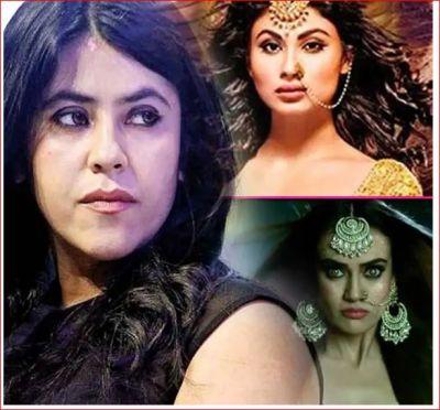 Ekta Kapoor is not getting perfect 'Naagin' after Mouni and Surabhi