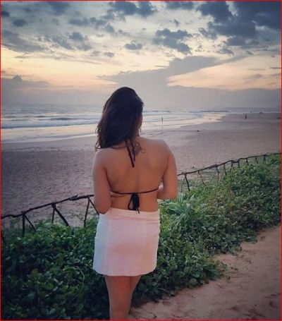 Kapil Sharma's wife seen in a bikini for the first time, fans going crazy