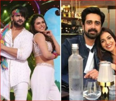 Now this couple will say goodbye to Nach Baliye 9