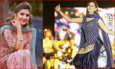 Birthday: Sapna Chaudhary was once seen only in Salwar Kameez, now became so hot in these dresses!