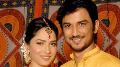 Ankita's old video talking about Sushant goes viral on social media