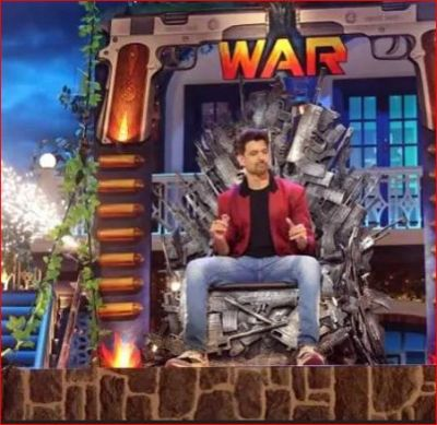Hrithik, Vani Kapoor dances her heart out on Iron Throne in Kapil's show