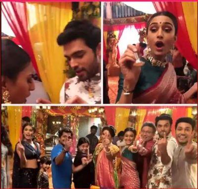 'Kasautii Zindagii Kay 2 celebrates the successful completion of one year