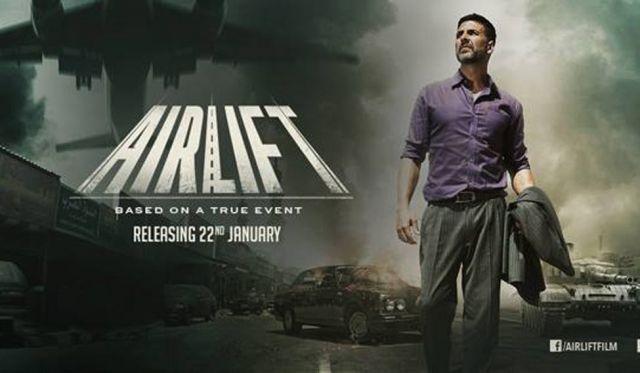 फिल्म रिव्यु : एयरलिफ्ट