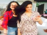 Shweta Tiwari is showing her baby bump in amazing way !