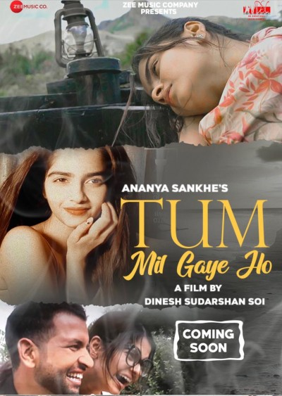 Singer Ananya Sankhe joins hand with ace Bollywood Director Dinesh Sudarshan Soi for 'Tum Mil Gaye Ho'