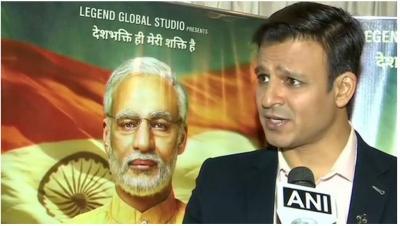 Congress afraid of 'chowkidar ka danda': Actor Vivek Oberoi slammed Congress