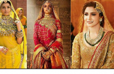 5 Bollywood Divas Who Wore the Heaviest Costumes