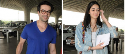 Star cast of the movie 'Student of the year 2' head to Dehradun for the shoot