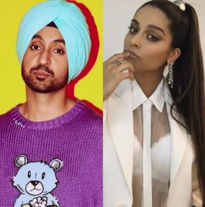 Watch: Diljit Dosanjh and YouTube sensation Lilly Singh come together for a comical video