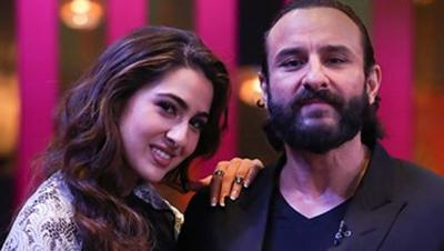 I'm very excited' says Saif Ali Khan on Sara working with Imtiaz Ali in Love Aaj Kal 2