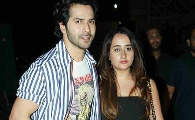 A fan threatens to kill Varun Dhawan's girlfriend Natasha Dalal, read on