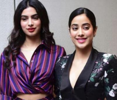 Janhvi Kapoor says this is when Khushi Kapoor can make her Bollywood debut?