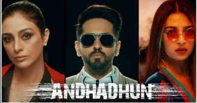 """""""Andhadhun"""" set an unbeatable Box office collection on China in just six days"""