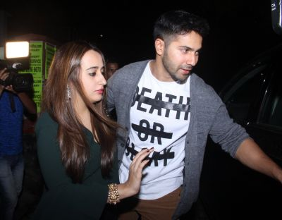 Varun Dhawan talks about the rumours of his relationship