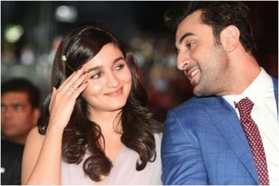 Wow! Alia Bhatt suggest this Cool bio for  Ranbir Kapoor's Insta debut, any guesses?