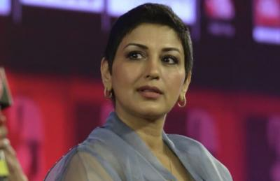Early detection of cancer is important: Sonali Bendre