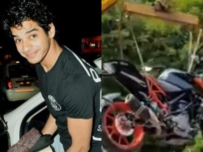 Ishaan Khatter paid fine for breaking this law, read on