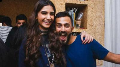 Sonam Kapoor shared her phone's password with her husband