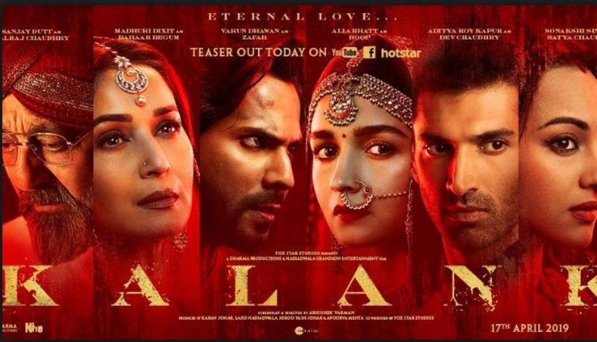 Kalank Movie review: Periodic Love Story is all demanded….read detail review inside