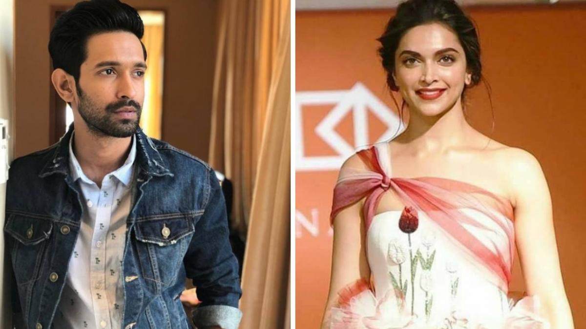 Deepika Padukone,Vikrant Massey snapped step out of auto rickshaw for Chhapaak