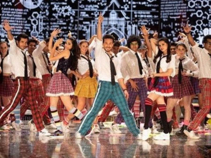 Tiger, Tara and Ananya's first SOTY 2'The Jawaani Song'  out, Check it out here
