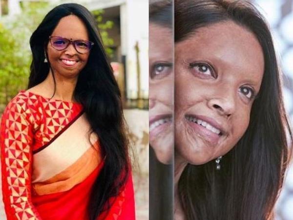 This is what Acid-attack survivor Laxmi Agarwal said on Deepika's Chhapaak: