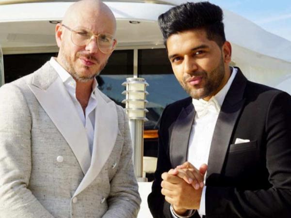 Watch: Guru Randhawa's new song Slowly Slowly featuring Pitbull is out now