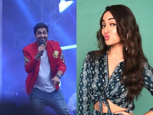 Sonakshi Sinha should stop singing:Jassi Gill