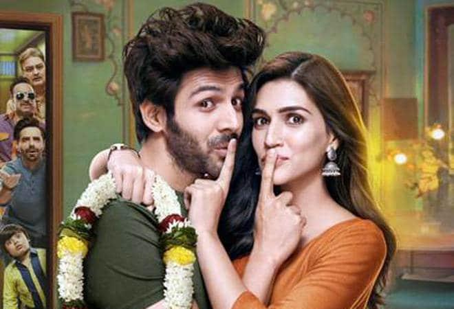 Kartik Aaryan-Kriti Sanon's Luka Chuppi is unstoppable at box office, mints this much money