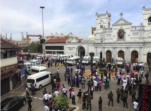 Virat Kohli and Soha Ali Khan express shock as serial blasts hit Sri Lanka