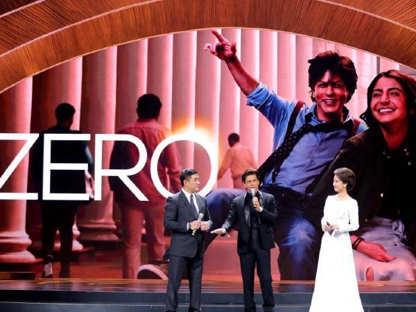 Zero gets a good response in Beijing International Film Festival