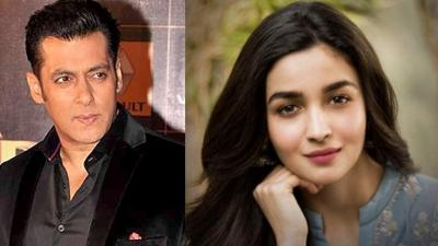 This is what Alia Bhatt said on pairing with Salman Khan for Inshallah