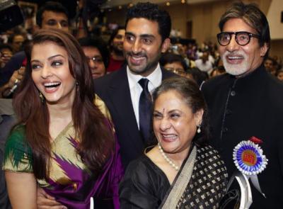 Amitabh Bachchan cracks a hilarious 'pati-patni' joke, check it out here