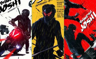 'Bhavesh Joshi Superhero' Teaser launch, Twitteritis loud