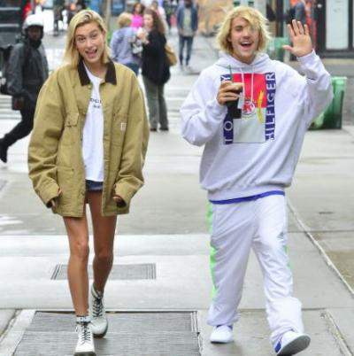 Singer Justin Bieber posts a racy comment about his wife Hailey Baldwin, check here