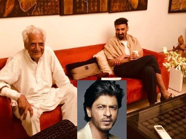 Shah Rukh Khan pays heartfelt tribute to Rahul Dev's father
