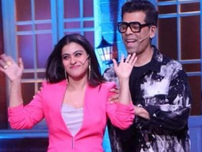 The Kapil Sharma Show: Kajol trolls Karan Johar by calling him a 'Show Off'