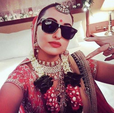 Sonakshi Sinha in Malaysia, shoots for Happy Phirr Bhag Jayegi